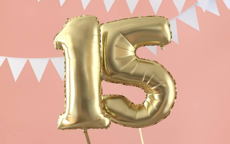 Happy 15 Birthday Images - 20