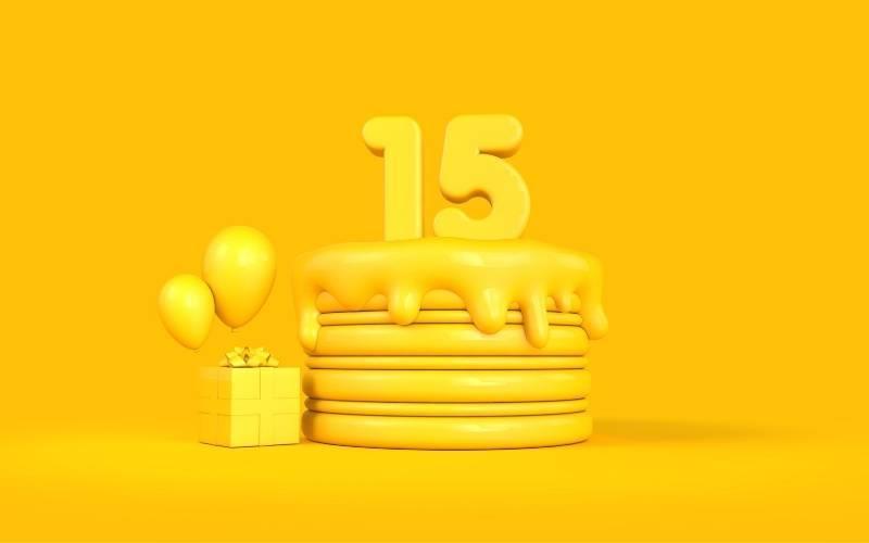 Happy 15 Birthday Images - 21