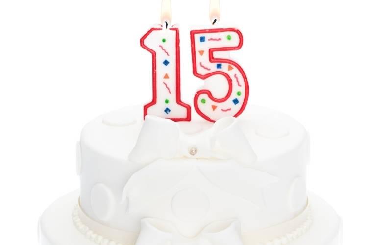 Happy 15 Birthday Images - 4