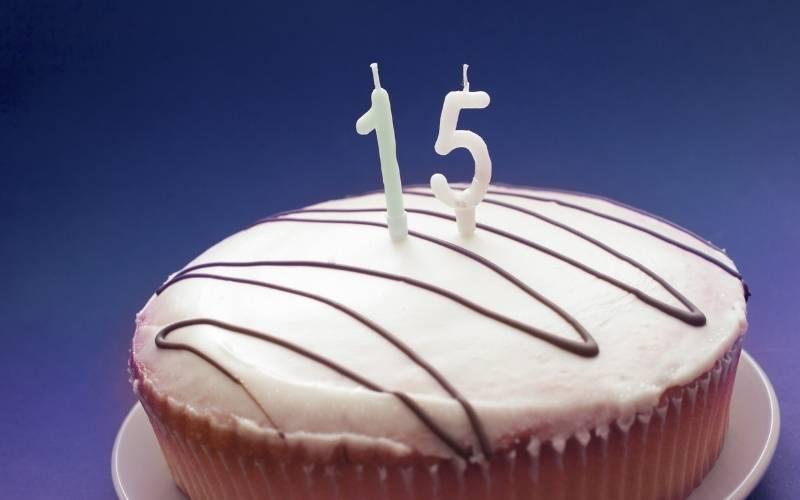 Happy 15 Birthday Images - 6