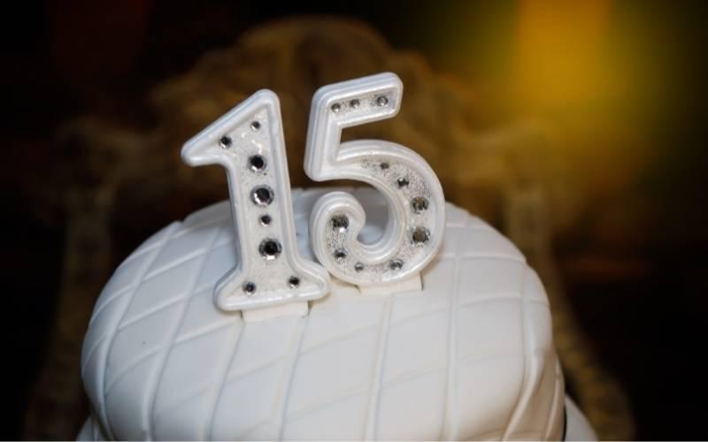 Happy 15 Birthday Images - 8