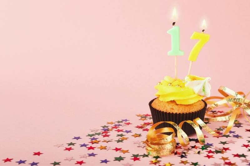 Happy 17Th Birthday Images Free Download 2021