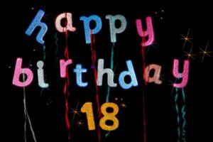 Happy 18Th Birthday Images Free Download 2021