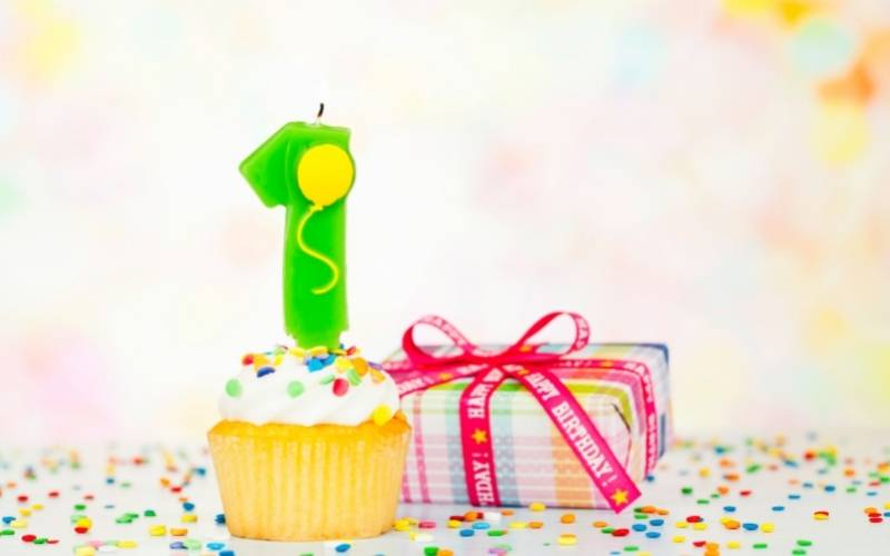 Happy 1St Birthday Images Free Download 2021