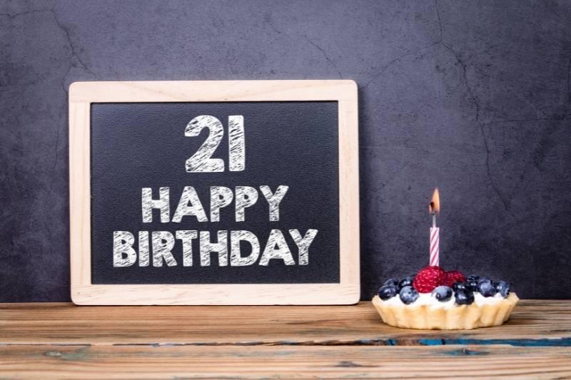 Happy 21st Birthday Pics - 14