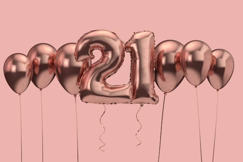 Happy 21st Birthday Pics - 20