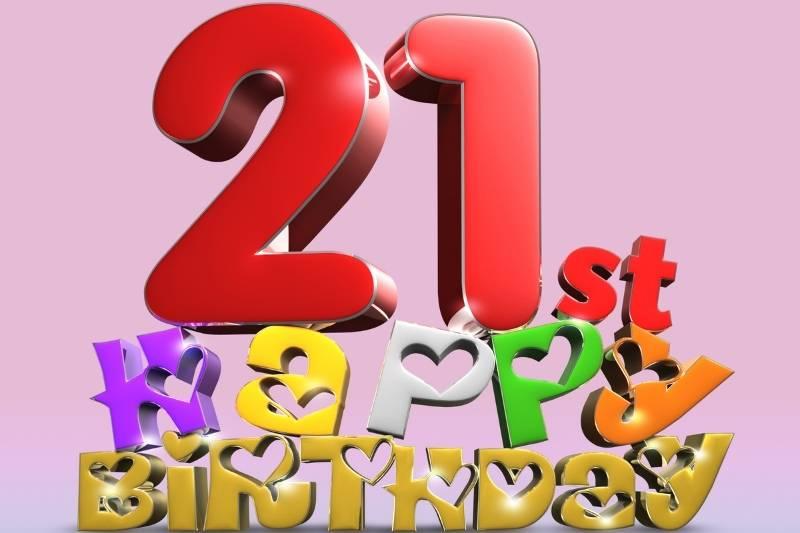 Happy 21st Birthday Pics - 22