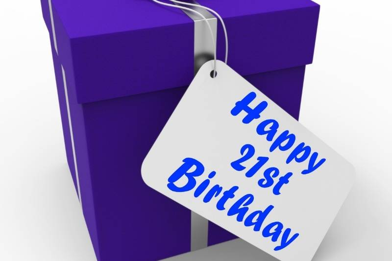 Happy 21st Birthday Pics - 23