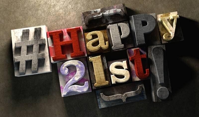 Happy 21st Birthday Pics - 29