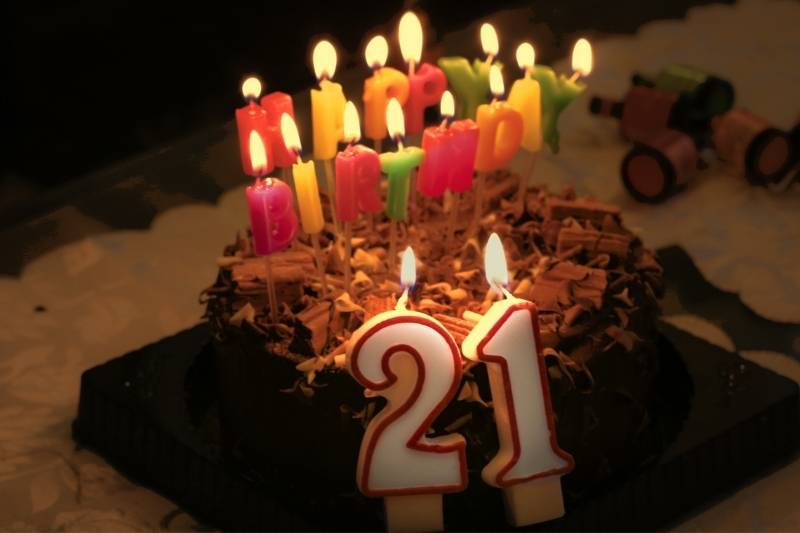 Happy 21st Birthday Pics - 3