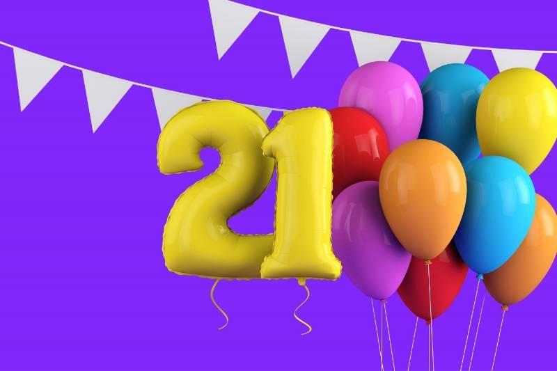 Happy 21st Birthday Pics - 33