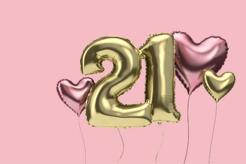 Happy 21st Birthday Pics - 34