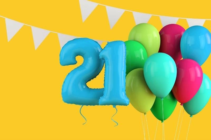 Happy 21st Birthday Pics - 35