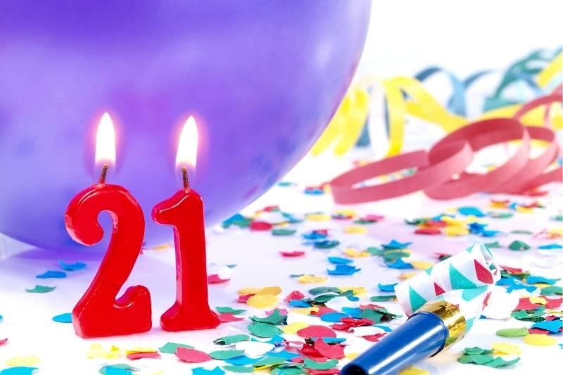 Happy 21st Birthday Pics - 42