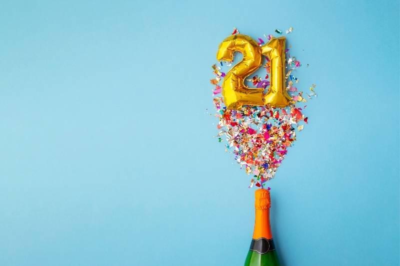 Happy 21st Birthday Pics - 45
