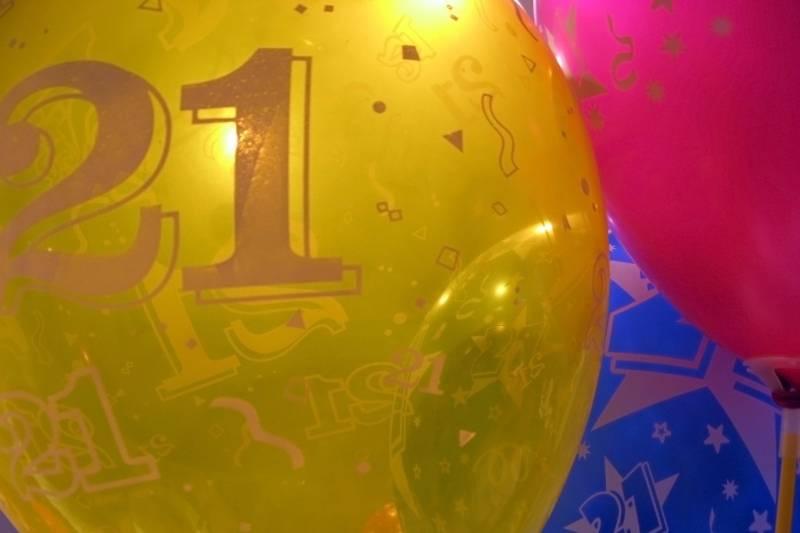 Happy 21st Birthday Pics - 5