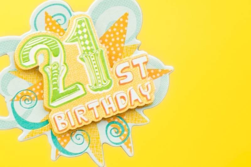 Happy 21st Birthday Pics - 9
