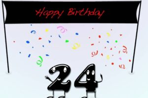 Happy 24Th Birthday Images Free Download 2021