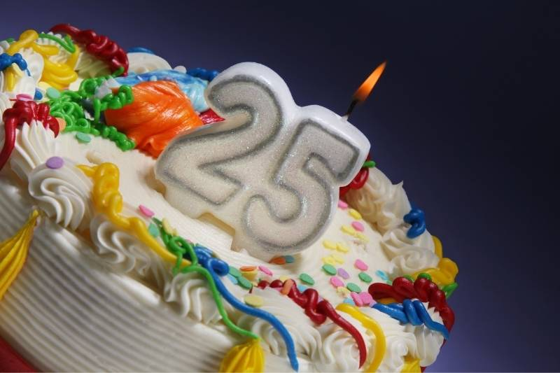 Happy 25th Anniversary Images - 17