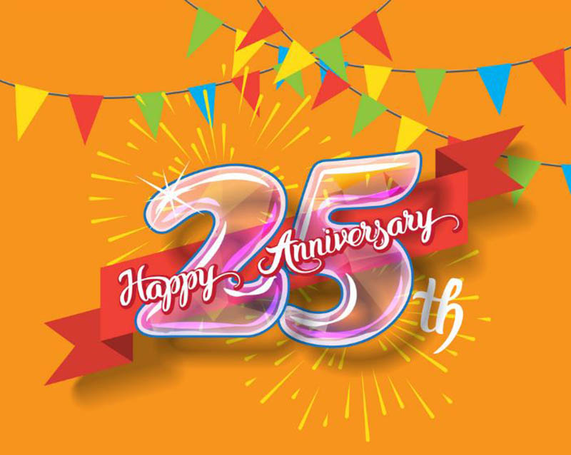 Happy 25th Anniversary Images - 32