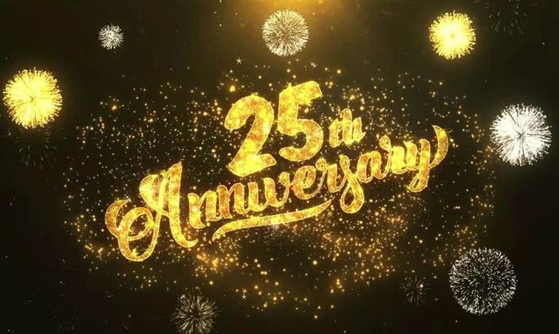 Happy 25th Anniversary Images - 33