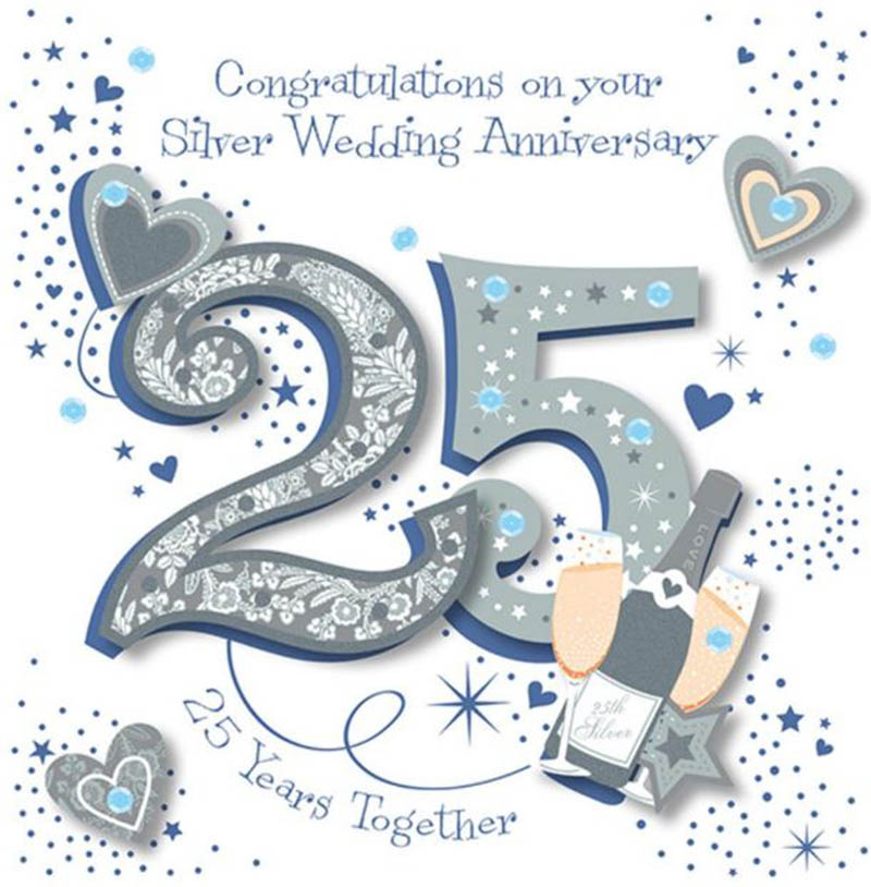 Happy 25th Anniversary Images - 39