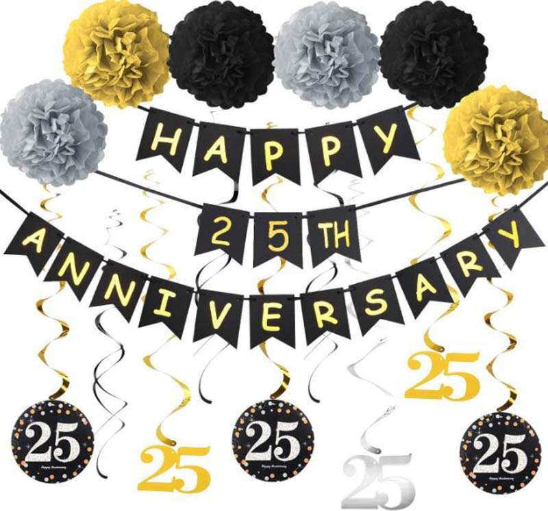 Happy 25th Anniversary Images - 43