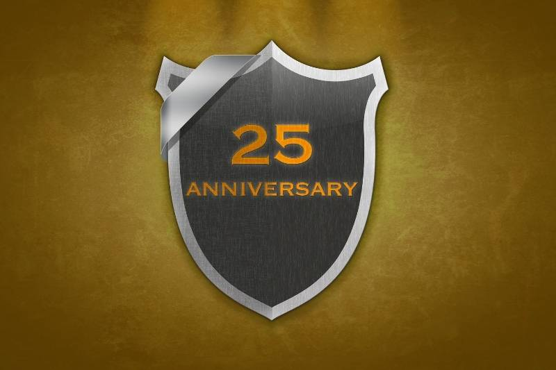 Happy 25th Anniversary Images - 9