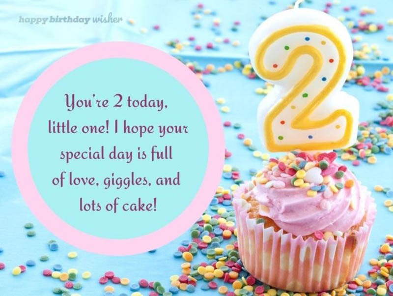 Happy 2nd Birthday Images - 1
