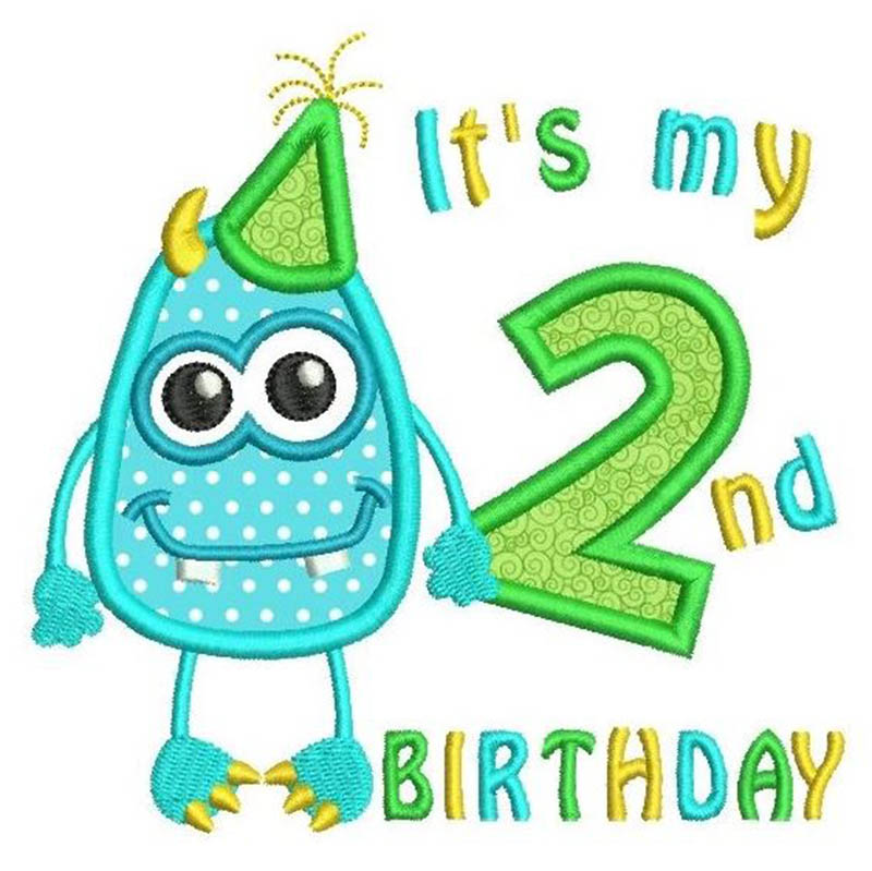 Happy 2nd Birthday Images - 12