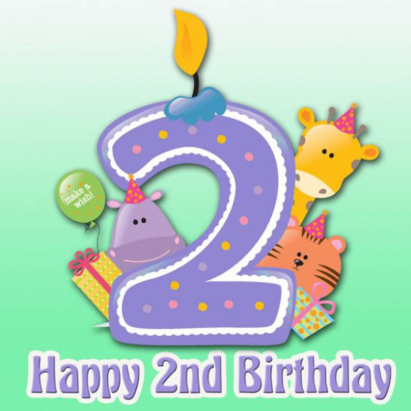 Happy 2nd Birthday Images - 13
