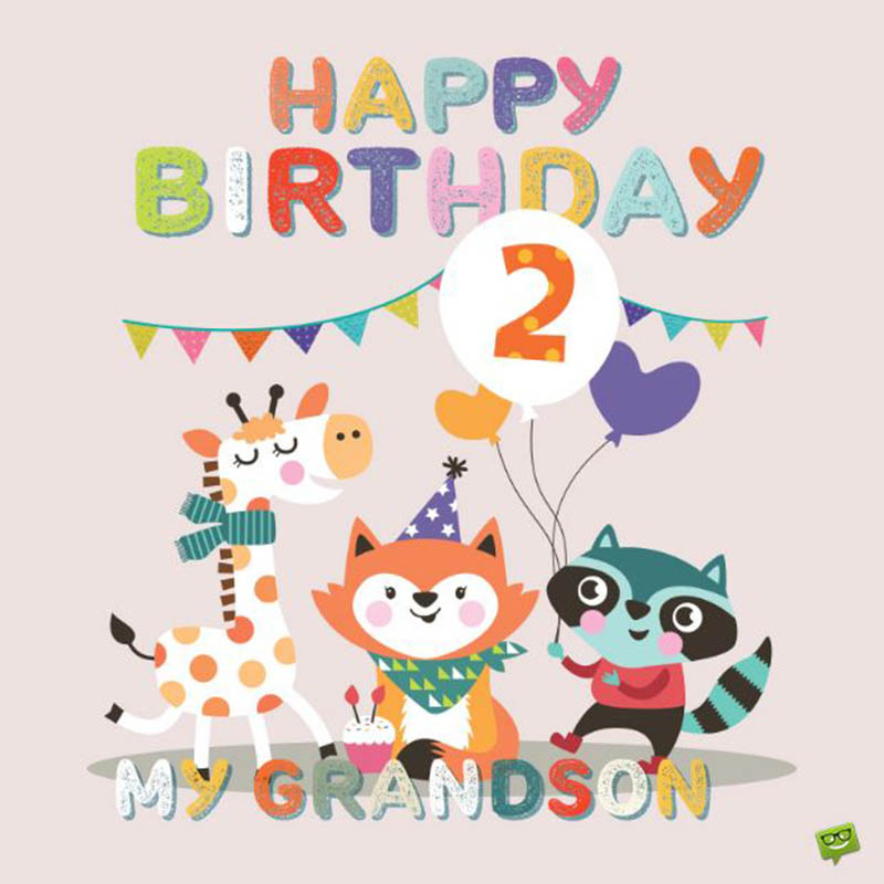 Happy 2nd Birthday Images - 17