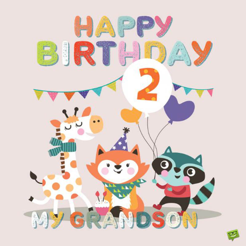 Happy 2nd Birthday Images - 19
