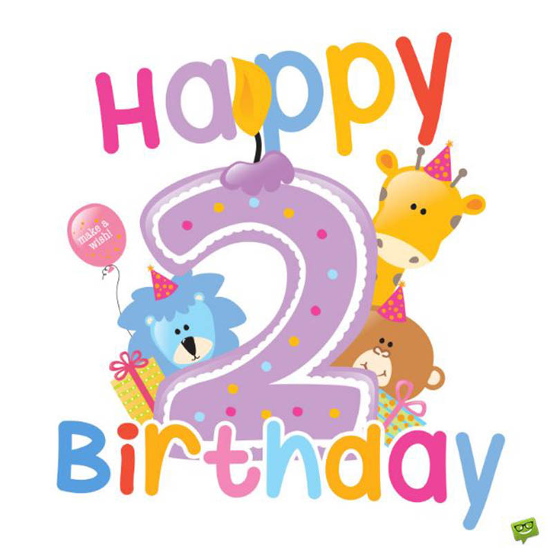 Happy 2nd Birthday Images - 20