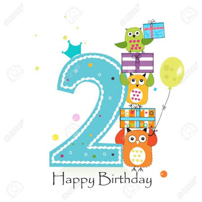 Happy 2nd Birthday Images - 23