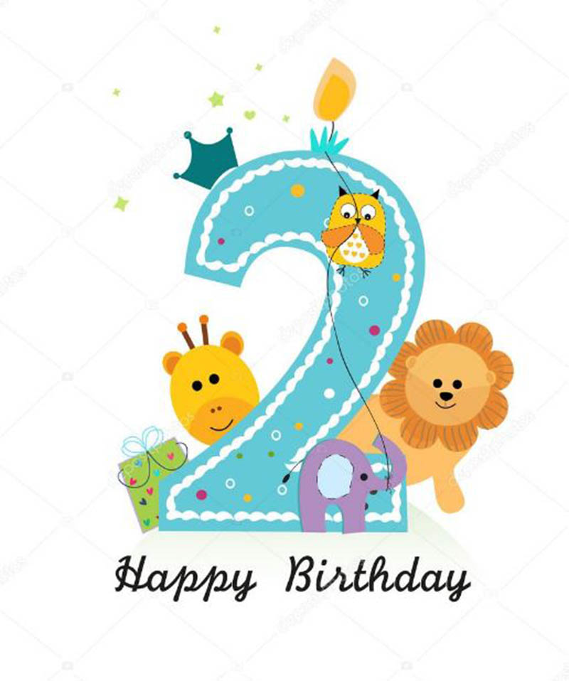 Happy 2nd Birthday Images - 24