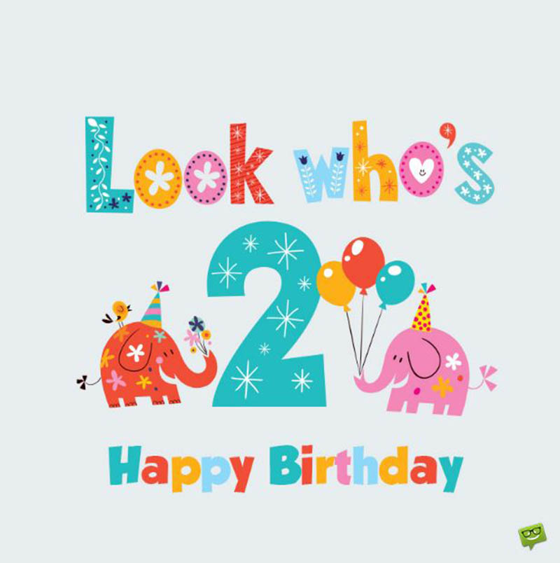 Happy 2nd Birthday Images - 26