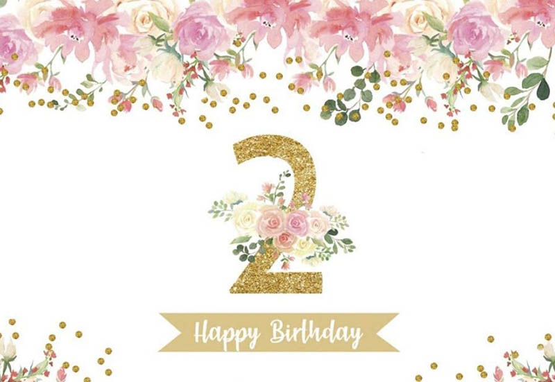 Happy 2nd Birthday Images - 4