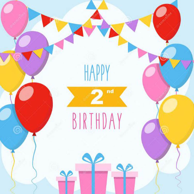 Happy 2nd Birthday Images - 6