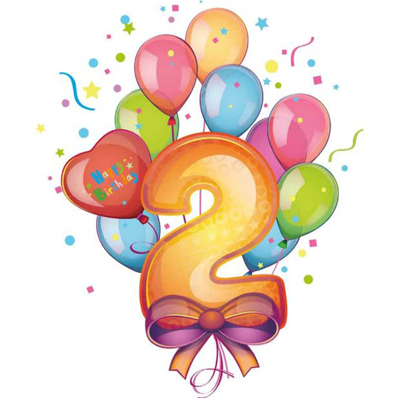Happy 2nd Birthday Images - 7