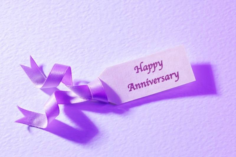 Happy 2nd Wedding Anniversary Images - 15