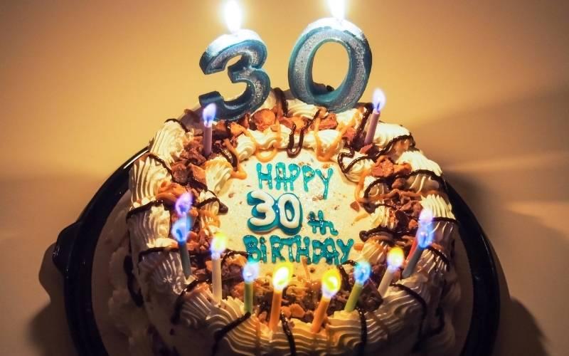 Happy 30th Birthday Images - 1