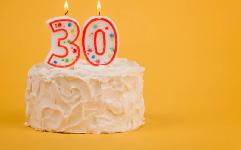 Happy 30th Birthday Images - 2