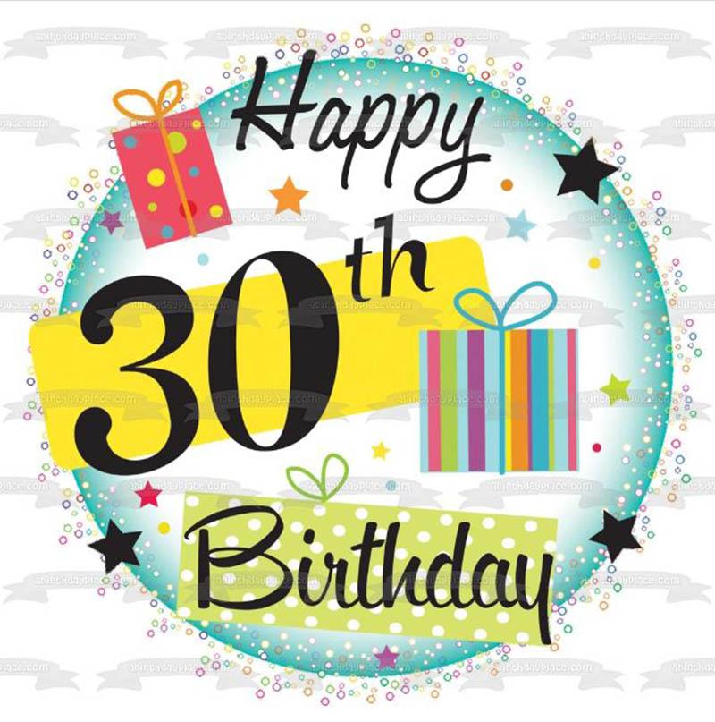 Happy 30th Birthday Images - 22