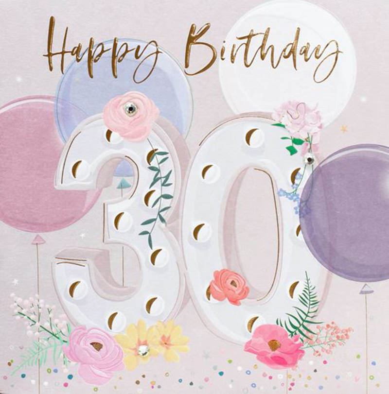 Happy 30th Birthday Images - 24