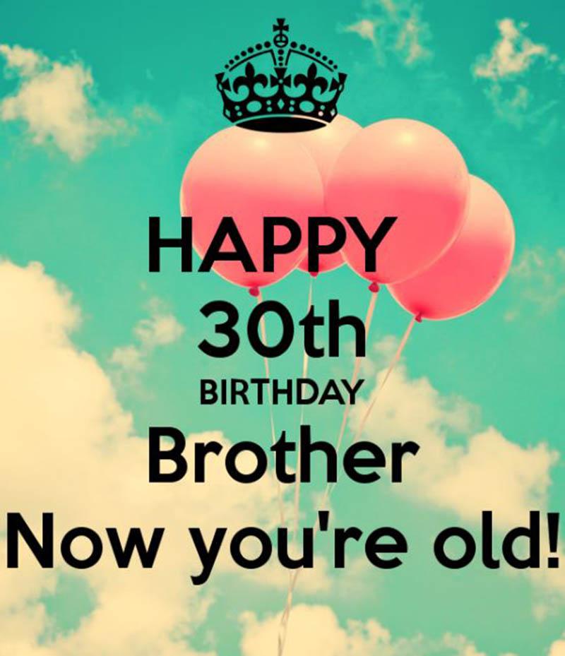 Happy 30th Birthday Images - 30