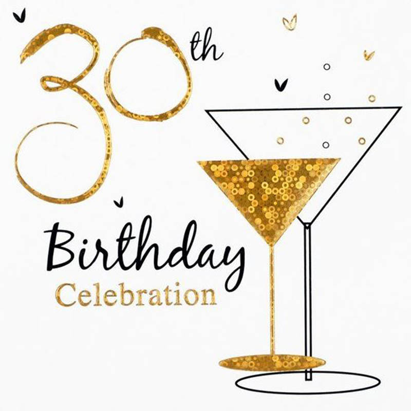 Happy 30th Birthday Images - 37
