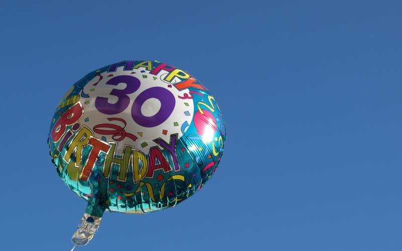 Happy 30th Birthday Images - 9