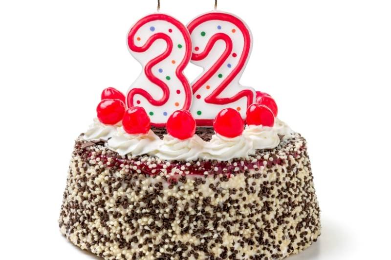 Happy 32nd Birthday Images - 13