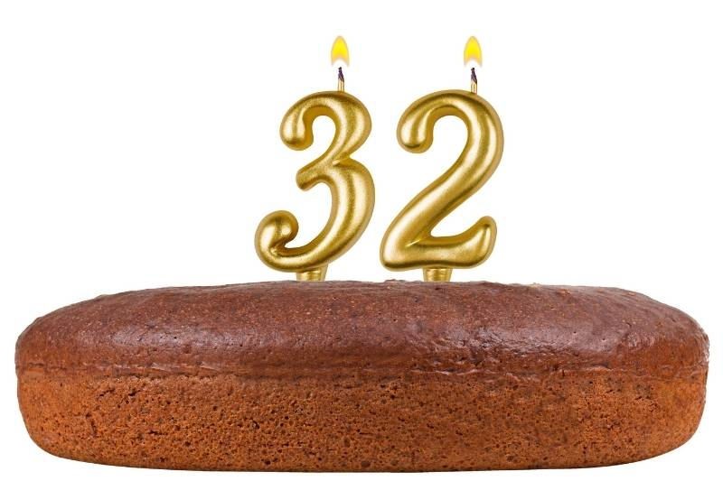 Happy 32nd Birthday Images - 2